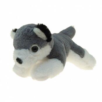 10-15606, Plüschhund 25 cm, liegend, Supersoft