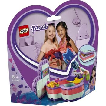 LEGO® Friends Emmas sommerliche Herzbox