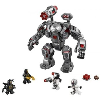 LEGO® Super Heroes War Machine Buster