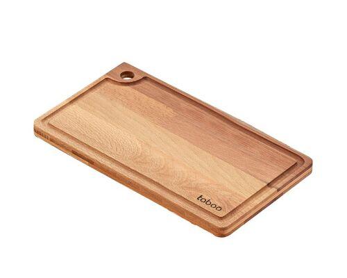 Schneidebrett Buche mittel 29x20cmx15mm Schneiden Brett Schneideplatte Platte Holz