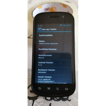 Samsung Nexus S i9023 Smartphone