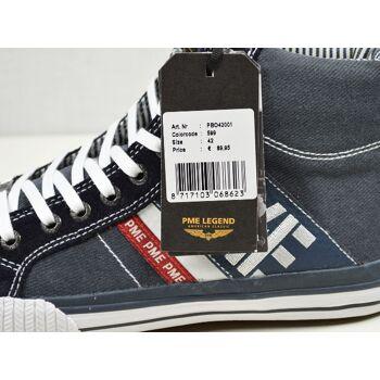 PME Legend Bare Metal Herren Sneaker Gr.42 Herren Schuhe Schnürschuhe 21081801