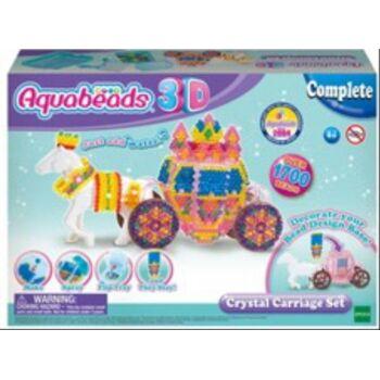 Aquabeads 3D Bastelset Pferdekutsche