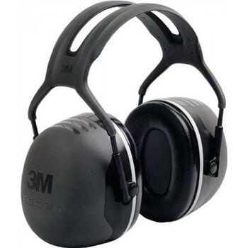 Gehörschutz X5 Kapseln schwarz EN352-1 SNR 37db 3M
