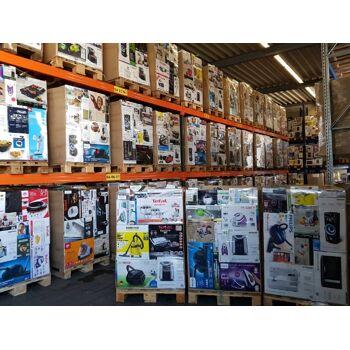 Mixpalette Mischpalette MEDION 100% Elektroklein- und großgeräte A- und B-Ware und ungeprüfte Retouren