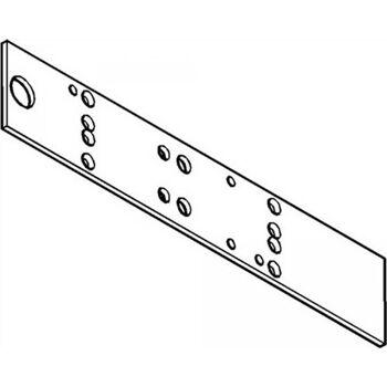 Montageplatte für TS 5000 silber EH y