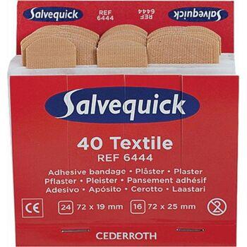 Pflasterstrip Salvequick elastisch SÖHNGEN, 40 Stück