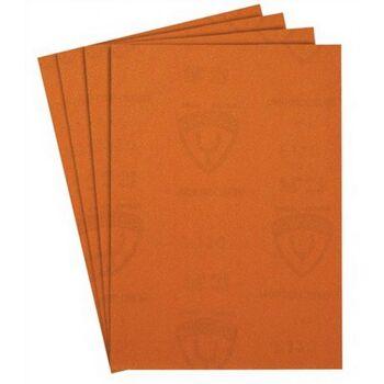 Schleifpapier L.280/B.230mm K.150 KLINGSPOR mittel, 50 Stück