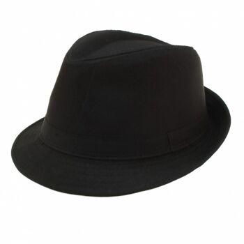 10-542570, Fedora Hut schwarz