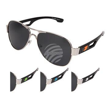 VIPER Damen und Herren Pilotenbrille Fliegerbrille