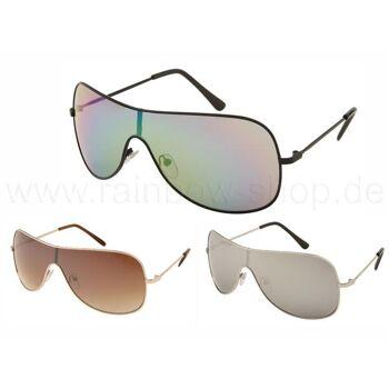 VIPER Design Damen und Herren Sonnenbrille