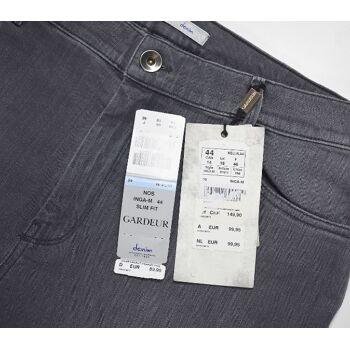 Gardeur Damen Jeans Hose Inga-M Slim Fit Damen Jeans Hosen 2-030