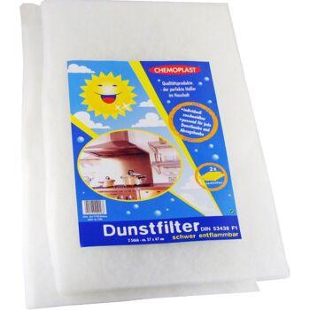 28-100212, Universal Dunstabzugsfilter 2er Pack