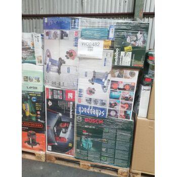 Werkzeug Posten | Retoure | 33 St.