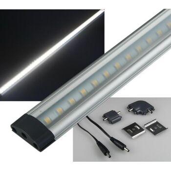 LED Unterbauleuchte ''CT-FL50'' 50cm, 430lm, 5 Watt, 4200K / tageslicht weiß