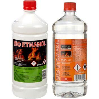28-742995, Brennstoff Bio Ethanol, 1 Liter 96,6%