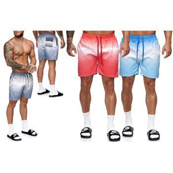 Herren Men Short Sommer Badeshort Trend Boxer Schwimmshort Badehose Schwimmhose Surfshort Shorts Hose Mix Posten nur 4,90 Euro