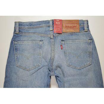 Levis 511 Slim Jeans Hose Levis Herren Jeans Hosen 1-1315