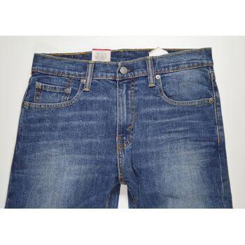 Levis 512 Slim Taper Jeans Hose Stretch W27L32 Jeans Hosen 3-1307