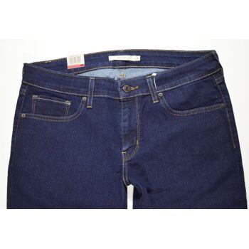Levis 711 Skinny Stretch Damen Jeans Hose W30L30 Levis Jeans Hosen 2-1015