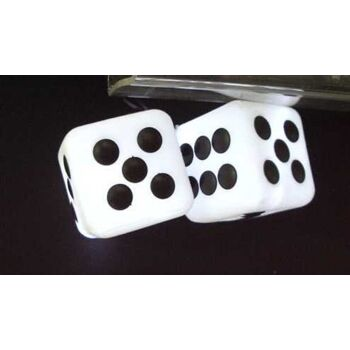 Lighting Dice for car decoration