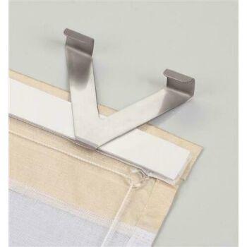 50 x Raffrollo Easyfix-Fensterhaken Restposten Sonderposten Palettenware Gardine