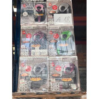 Digitale Heißluft-Fritteuse 9 in 1 Fettarmes Frittieren verschiedene Farben digital Export
