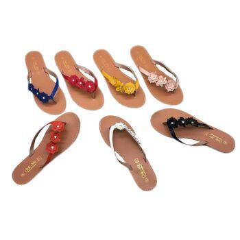 Damen Woman Sommer Zehentrenner Slipper Sandalen Übergröße Big Plus Size XL Schuhe 41-44 Schuh Shoes Business Freizeit Schuh nur 8,90 Euro