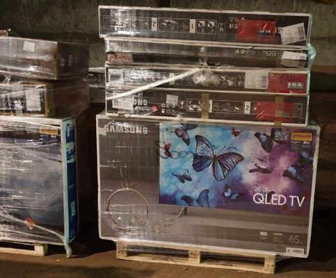 Fernseher Samsung TV Full HD, 3D, 4K, Curved, QLED, Smart TV