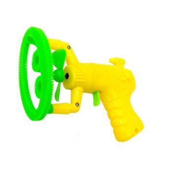 Seifenblasenpistole 2 Löcher mit Ventilator