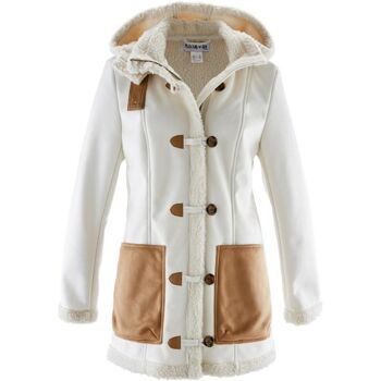 Damen Lammfellimitat Jacke Winterjacke Damenjacken Mode
