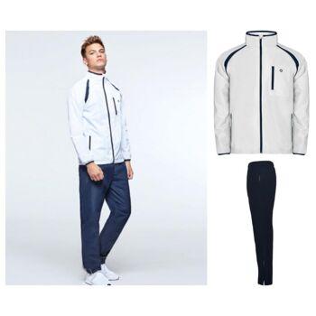 Herren Trainingsanzug Jogginganzug Sport Set Jacke Hose Sportbekleidung