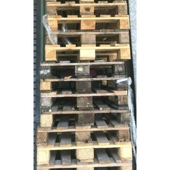 Europaletten gebraucht, tauschfähig, mit Gebrauchsspuren, trocken 30 Stück
