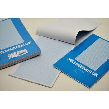 12-51619, Millimeterpapierblock A4 50 Bl. 80g  Hamelin++++++
