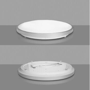 50W LED Deckenleuchte Deckenlampe Lampe Effektlicht Farben Auswahl Rund Deko