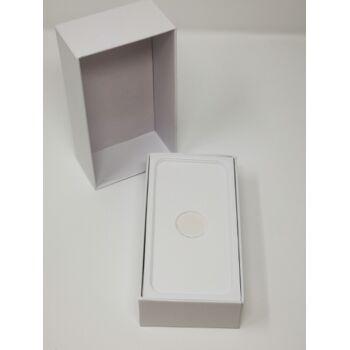Schachtel für iPhone SE weiß inkl. Original Stecker und Ladekabel