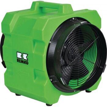 Axial-Ventilator RAV 35, Höhe 400 mm, 230 / 50 V / Hz 750 W, grün