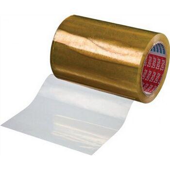 Etikettenschutzfolie 4204 Länge 66m Breite 150mm transparent PVC-Folie tesa,2St.