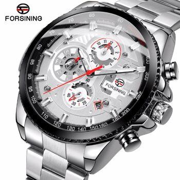 #Top Angebot# Forsining AUTOMATIK Uhren Hochwertige Qualität