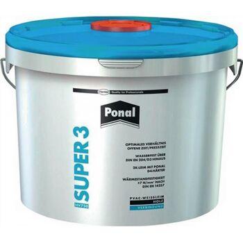 Holzleim Ponal Super 3 PN 3SN 10kg DIN68602-D3 HENKEL