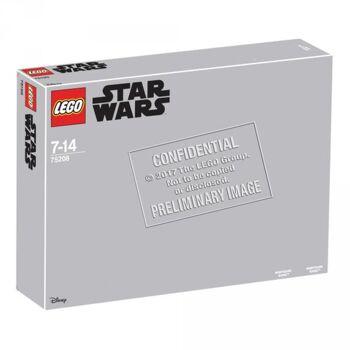LEGO®Star Wars Yoda's Huette, 229 Teile