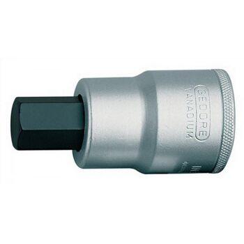 Steckschlüssel-Einsatz SW19mm 3/4 Zoll 4KT GEDORE DIN7422