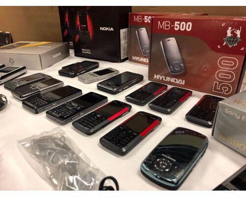 ca. 11.462 Handys Restposten