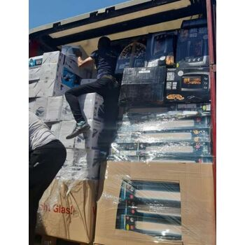 Restposten Discounter Lidl Aldi MIX Paletten elektr. Geräte Haushalt / Multimedia / Werkzeug