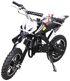 Kinder Mini Crossbike Delta 49 cc 2-takt - verschiedene Farben