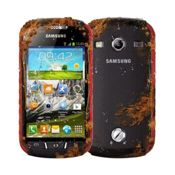 Samsung S7710 Galaxy Xcover 2 Outdoor Smartphone ohne simlock, getestet