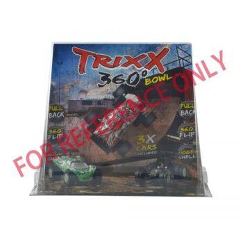 Trixx 360 - Straight Bowl Ramp