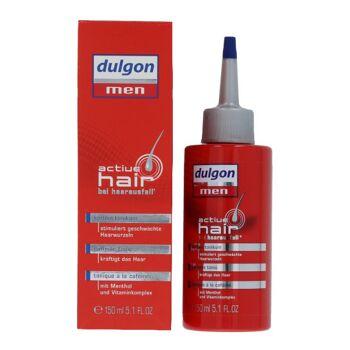 Dulgon activ hair tonikum 150ml, für Haare und Haarwurzel