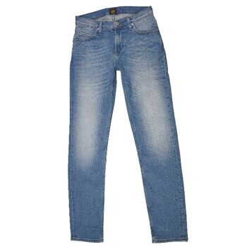 Lee Rider Slim Power Stretch Herren Jeans Hose Lee Jeans Hosen 1-032
