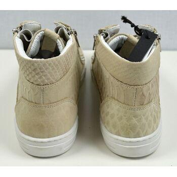 Zero Stiefeletten Gr.41 Leder Damenhalbschuhe Damen Sneaker Schuhe 25101600
